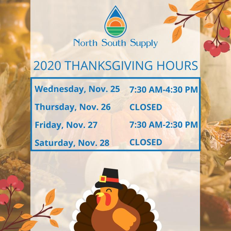 Wednesday, Nov. 25 Thursday, Nov. 26 Friday, Nov. 27 Saturday, Nov. 28 Closed (1)